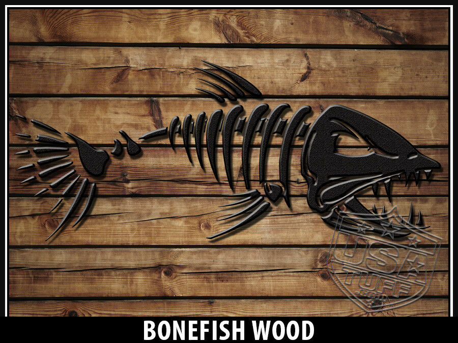 USATuff Cooler Decal Decal Cooler Wrap fits YETI Tundra 35qt FULL Bonefish WD 18acca