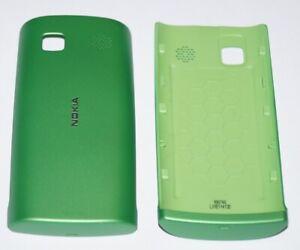 Original nokia 500 Couvercle Batterie, Couvercle de la Batterie, Vert, Vert