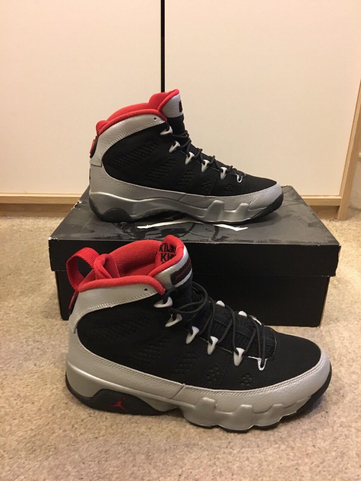 Nike Air Jordan 9 IX Retro - UK 6 - Johnny Kilroy
