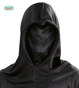 GUIRCA-Maschera-cappuccio-cavaliere-oscuro-halloween-adulto-mod-2950
