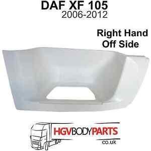 2006-2012 LH /& RH Pair of DAF XF105 Bottom Step Surround Step Bucket