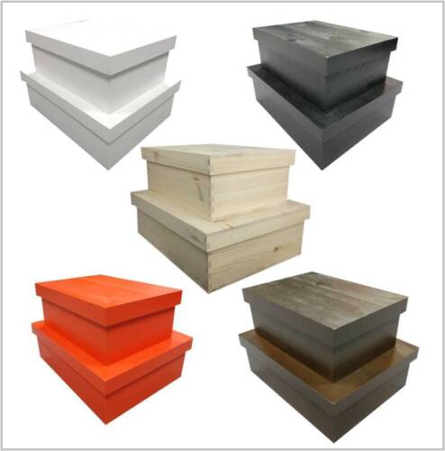 Wooden Luxury Gift Hamper Keepsake Box