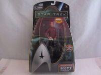 Star Trek Warp Collection Scotty Poseable 2009 61621 (316dj25)