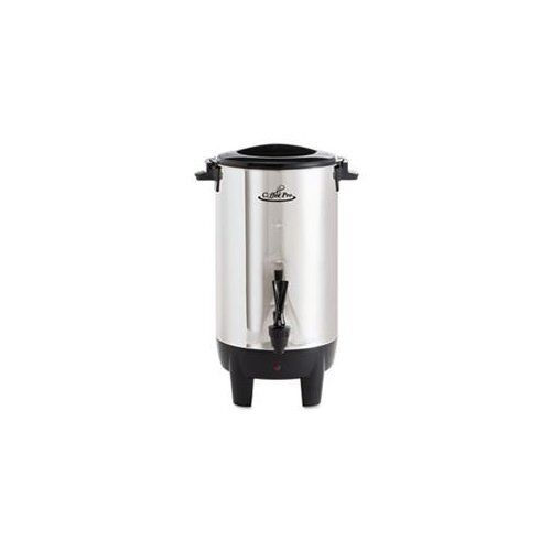 Coffee Pro Urn - Stainless Steel - 30 Cup - Stainless Steel (CP30)
