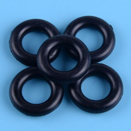 5PCS Bobbin Winder Rubber Tire Rings pour Singer 29-4 29K51