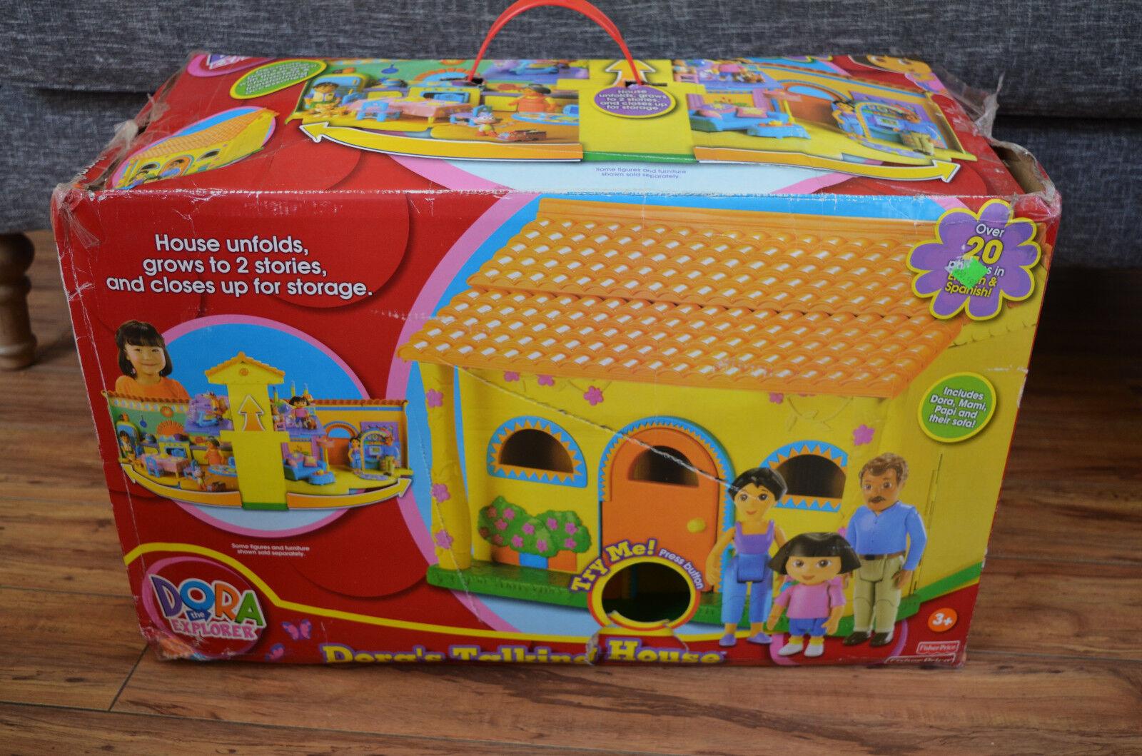 Dora the Explorer  Dora's Talking House