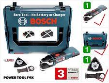 NUOVO Bosch GOP Senza Fili 18V -28 Multi-Tool in L-Boxx 06018B6001 3165140842587