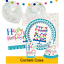 Children-039-s-BIRTHDAY-PARTY-RANGES-Kid-Tableware-Balloons-Banners-amp-Decorations thumbnail 7