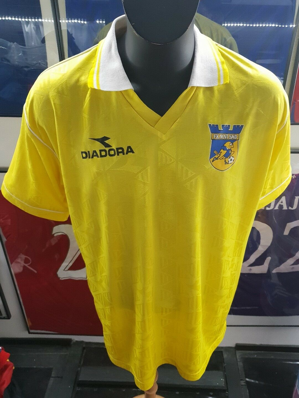Maillot jersey shirt serbie srbija serbia zvezda partizan worn novi sad xl