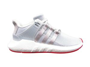 new product 34ec7 b4941 Image is loading ADIDAS-EQT-SUPPORT-93-17-SNEAKERS-GREY-WHITE-