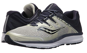 Saucony Guide Iso Talla Us 10M (D) Ue 44 Hombre Zapatillas para Correr gris
