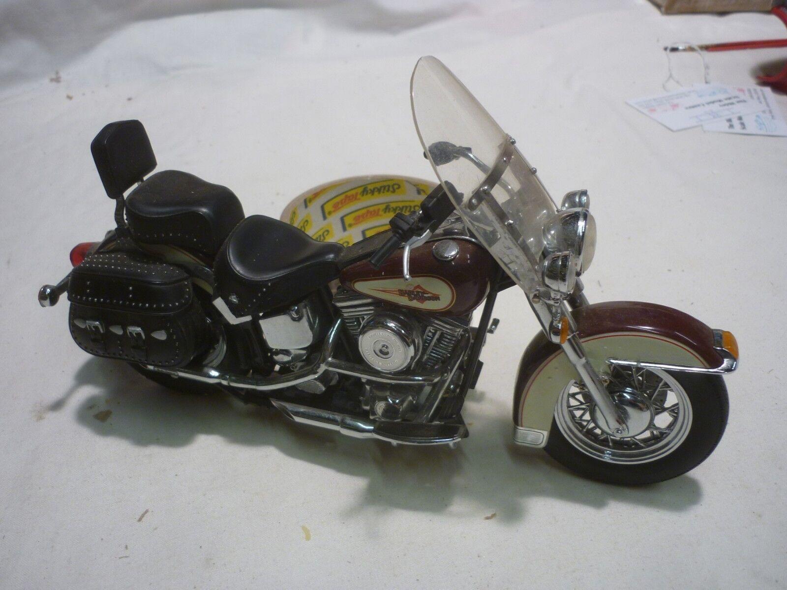 Un Franklin Comme neuf Modèle à l'échelle d'une Harley Davidson Classique, boxed