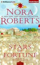Guardians Trilogy: Stars of Fortune 1 by Nora Roberts (2016, CD, Unabridged)