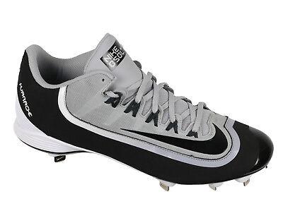 Bellissimo Nike Huarache 2kfilth Pro Basso Metallo Baseball Tacchetti Taglia 14 Black Meno Caro
