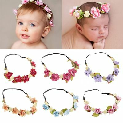 Baby Accessories Kids Girl Cat Ear Headband Hair Band Photography Props Hairband