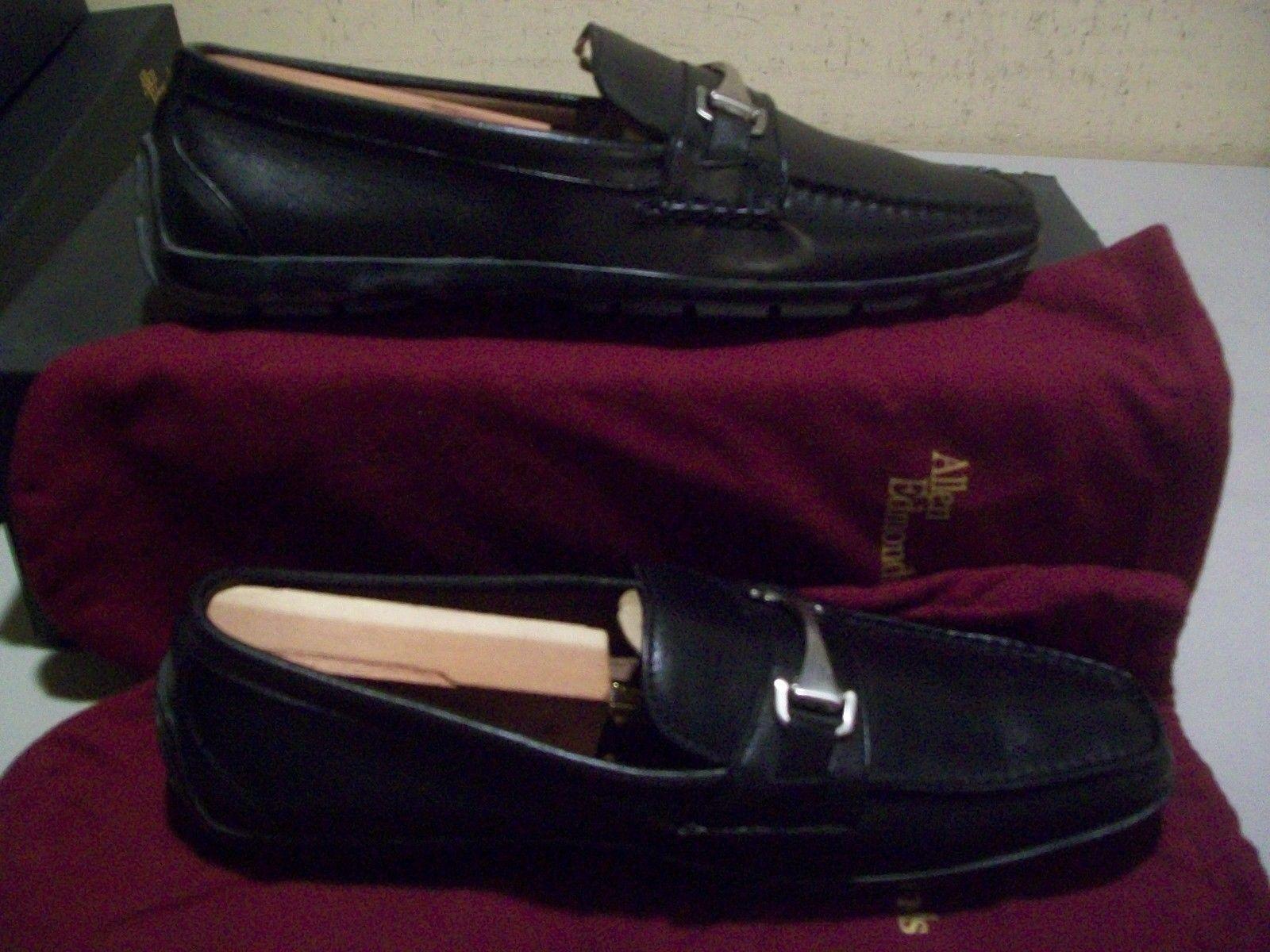 New New New 1st Quality Allen Edmonds Elwood 7 D black 5d94be
