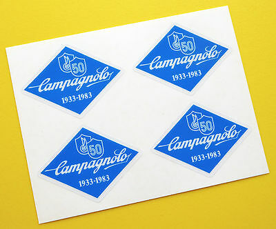 Vintage 1950s 60s Rare /'Specialita Campagnolo/' Frame Decal Reproduction
