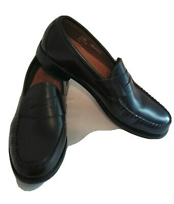 Sebago Men's Shoes Size11.5 Black Penny Loafers Dress ...
