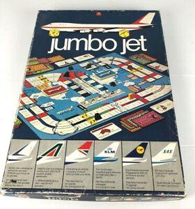 JEUX-DE-SOCIETE-BOARD-GAME-JUMBO-JET-COMPLET-BOITE