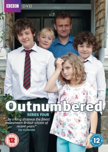 Hugh Dennis, Claire Skinner-Outnumbered: Series 4  DVD NEW