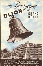 CP 21 Côte-d'Or - Dijon - Grand Hôtel