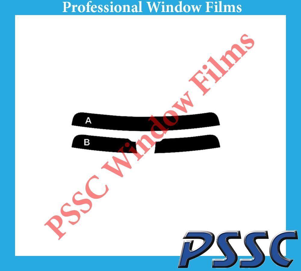 PSSC Pré Coupé Sun Strip voiture fenêtre 35% Tint Tint Tint Films pour AUDI A5 Saloon 2016-2017 15c8be