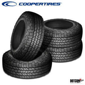 4-X-New-Cooper-Discoverer-AT3-XLT-LT285-60R20R10-125S-Tires