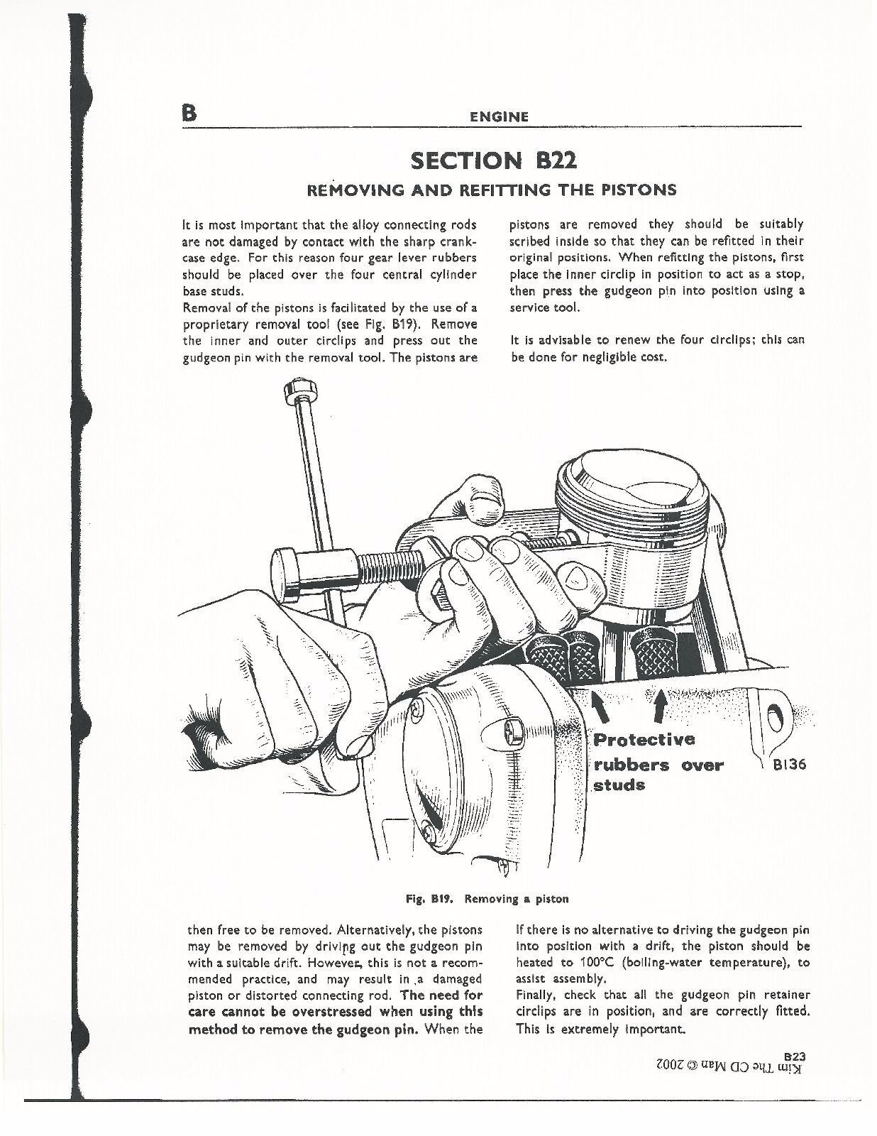 Triumph Workshop Service Manual 1968 Bonneville T 120 Tt Special Ebay Wiring Diagram 100 C