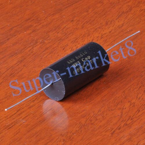 2pc MPT 4.7uF 400V DC Audio Grade Axial Capacitor Amp HIFI Tube Amplifier Guitar
