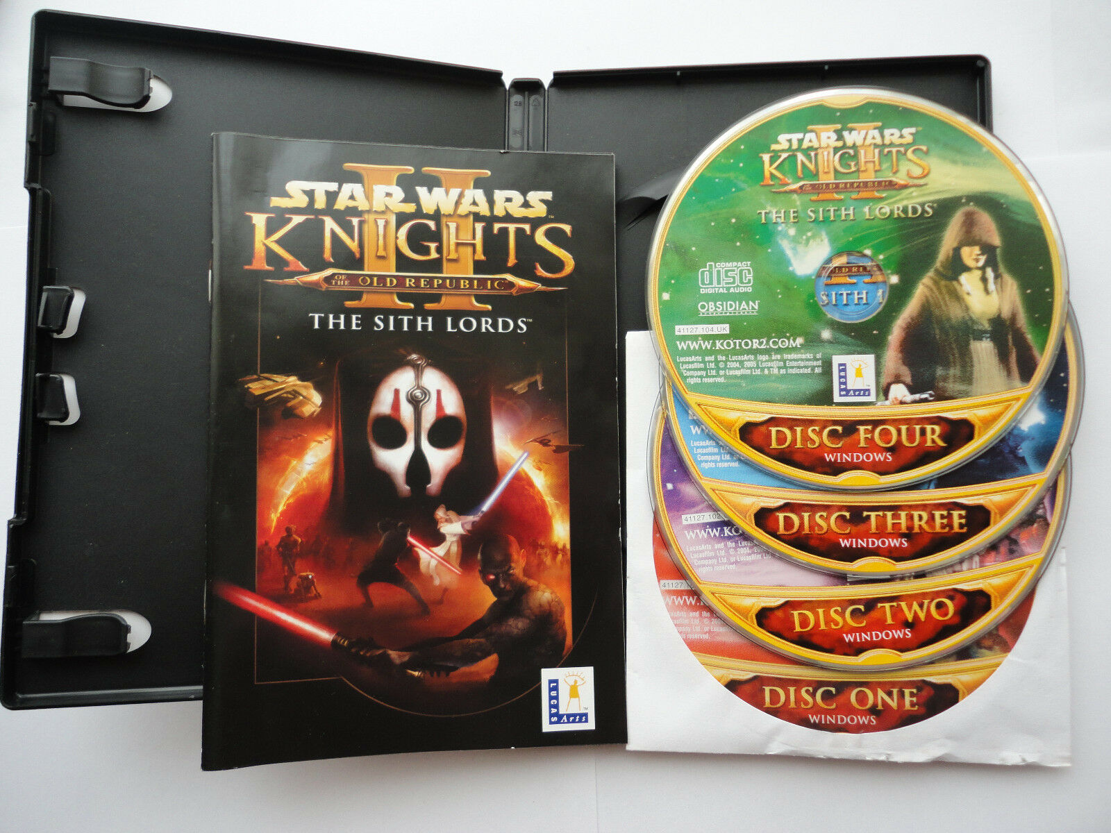 Star Wars Knights of the Old Republic 2 - Bonne affaire StarWars