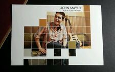 JOHN MAYER ROOM FOR SQUARES GUITAR COUCH SMILE MUSIC MINI POSTER POSTCARD