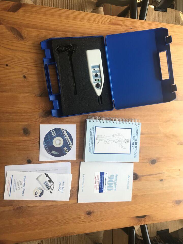 Elektroterapiapparat, Acuhealth Pro 900