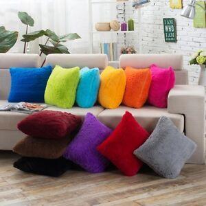 Super-Soft-Long-Plush-Cushion-Cover-Bed-Sofa-Throw-Pillow-Case-Home-Decor