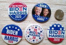 Dancing Bear Biden Harris Button Vote 2020 Vintage Presidential Election Unique