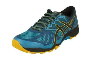 Asics-Gel-Fujitrabuco-6-Mens-Running-Trainers-T7E4N-Sneakers-Shoes-4690