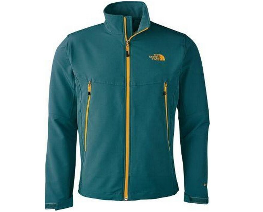 ac6beb9f6 The North Face Men's Large RDT Softshell Jacket in Balsam Blue/green