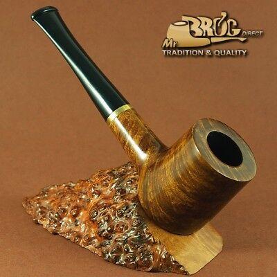 "Brog Pfeife Tabakpfeife Birnenholz Rot klassik /"" JAZZ /"" Mr pipe pipa"