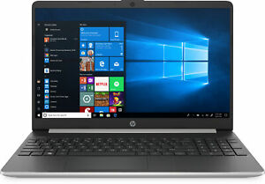 HP Laptop 15.6 inch HD Display Intel Core i3 10th Gen 8GB RAM 128GB SSD