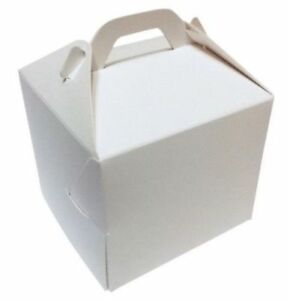 Budget-White-Single-Individual-CUPCAKE-boxes-80-x-80-mm