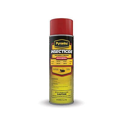 Pyranha Aerosol Insecticide 791738114564 Ebay