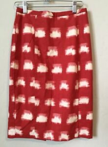 1bcaaba715 Image is loading ANTHROPOLOGIE-COREY-LYNN-CALTER-2-Ackee-Pencil-Skirt-