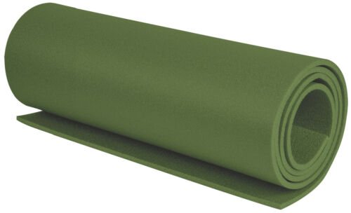 sm013-OG NEW Basic Military COMPACT MAT For Sleeping On Camping Bushcraft