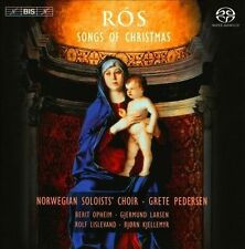R¢s: Songs of Christmas Super Audio Hybrid CD (CD, Nov-2013, BIS (Sweden))