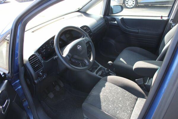 Opel Zafira 1,6 16V Family - billede 5