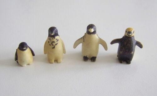 POLAIRE ARCTIQUE Lot de 4 Pingouins Color 3671 PLAYMOBIL N1209