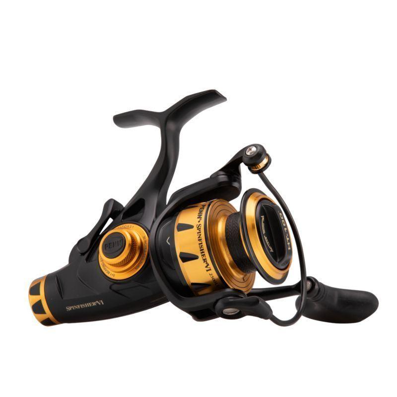Penn Spinfisher Vi 2500 Live Liner Fixed Spool Reel