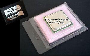 LGA2011 CPU Case Clamshell for Intel Xeon Processor Lot of 10 25 40 80 /& 225