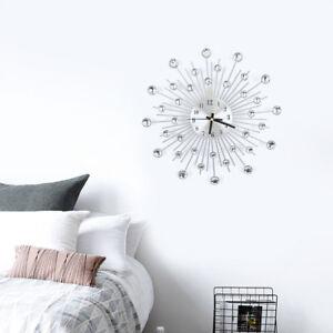 Designer Wanduhr Quartz Moderne Küchenuhr Bürouhr Uhr für Wohnzimmer ...