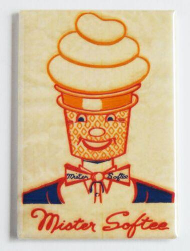 Mister Softee Ice Cream Sign FRIDGE MAGNET