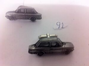 Image is loading Hillman-Super-Imp-3D-cufflinks-classic-car-pewter-